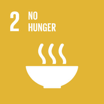 Sustainable Development Goal #2